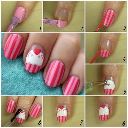 nail-art-cupcake-fai-da-te-tutorial